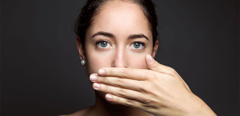 Listado de enfermedades bucales