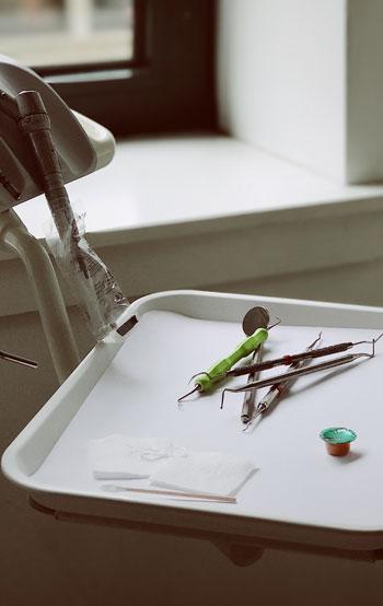 Clínica de periodoncia en Jaén