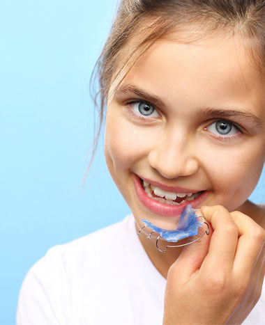 Ortodoncia interceptiva en niños en Jaén